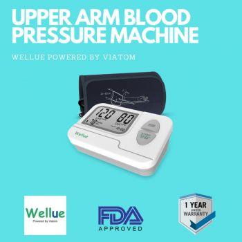Wellue Upper Arm Blood Pressure Monitor