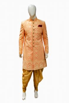 Groom's Sherwani Suit
