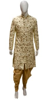 Groom's Wedding Sherwani