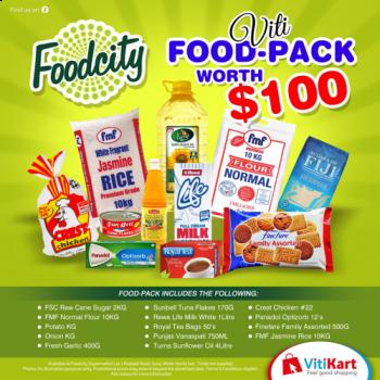 Viti Food Hamper Pack