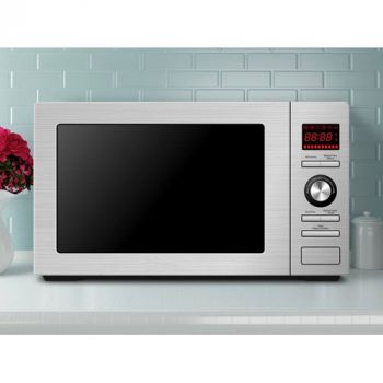 Sheffield Microwave Stainless Steel Finish 25L - PLA0925