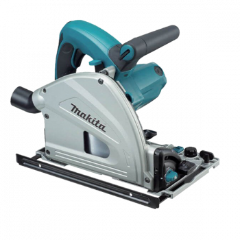 Makita Plunge Cutter 165mm comes with Rail (2x1.4mtr)