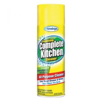 HomeBright Foaming Complete Kitchen Cleaner / 340g All Purpose