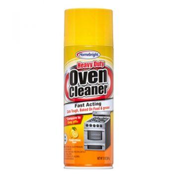 HomeBright Heavy Duty Oven Cleaner / 368g Lemon Scent