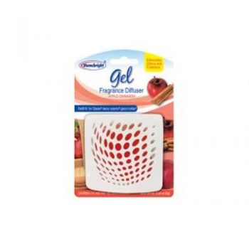 HomeBright Gel Fragranced Diffusers / 8g Apple Cinnamon