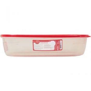 Food Storage Container - Rectangular / 4.2 Litre Large (Microwave / Dishwasher & Freezer Safe) Betty Crocker