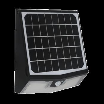 Glitz LAMAR Solar LED Wall Light With PIR Motion Sensor 1500