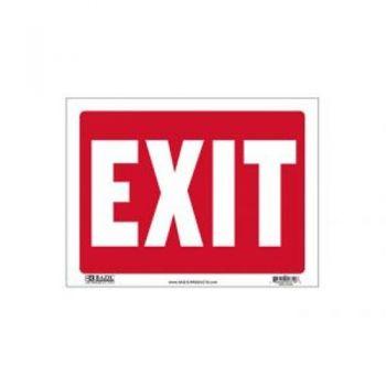 Sign - Large Size / 30.5 x 40.5cm (Exit)