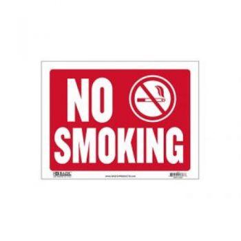 Sign - Large Size / 30.5 x 40.5cm (No Smoking)