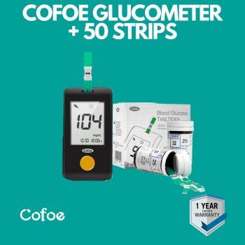 Cofoe Glucometer Package