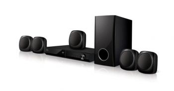 LG 5.1CH DVD HOME THEATRE SYSTEM 330W