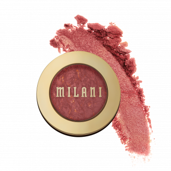 MILANI-BAKED POWDER BLUSH - RED VINO