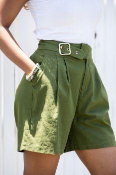 Jackie K ladies high waist shorts
