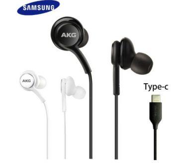 SAMSUNG AKG TYPE-C EARPHONES  .