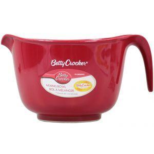 Mixing Bowl / 22 x 25 x 26cm Plastic (Betty Crocker)