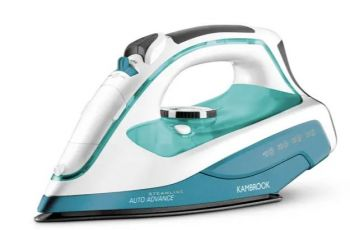 KAMBROOK STEAM IRON STEAMLINE AUTO ADVANCE FABRIGLIDE - KI785