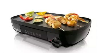 PHILIPS DUO PLATE TABLE GRILL HD6320/20