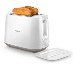 PHILIPS DAILY COLLECTION 2 SLICE TOASTER HD2582/00