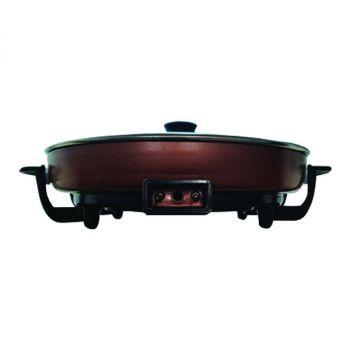 ALPHA ELECTRIC ROUND FRY PAN HC-5136
