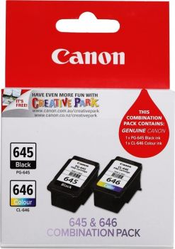 Canon PG645 / CL646 Combo Pack