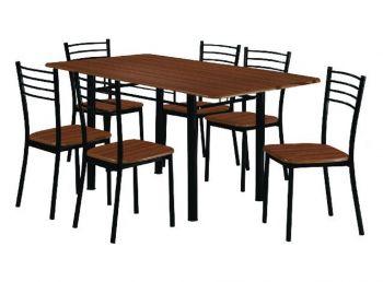 IVAN 7PCS DINNING SET