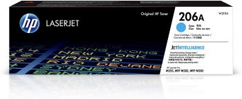 HP 206A Toner Cyan, Yield 1250 pages