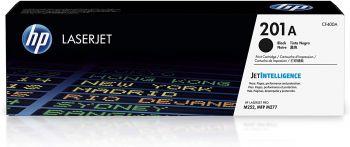 HP #201A Black Toner CF400A