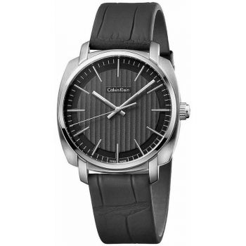 Calvin Klein Highline Black Dial Men's Watch