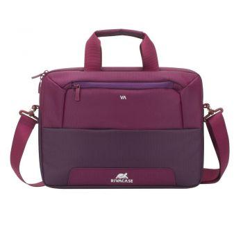 Rivacase Steel Violet/Purple Laptop bag 13.3-14