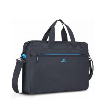 Rivacase black Laptop bag 16