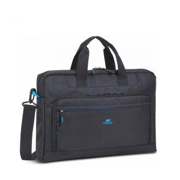 Rivacase black Laptop bag 17.3