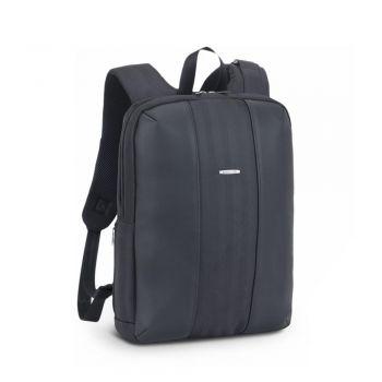 Rivacase black Laptop business backpack 14