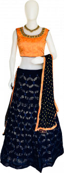 Ladies Lengha/Choli Suit PN-30532995500