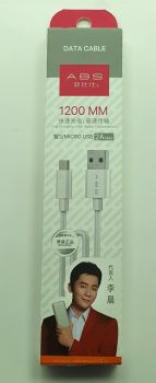 ABS 1200MM Micro Usb Cable