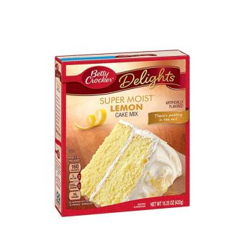 Bc Lemon Cake(Without Frosting) 432g