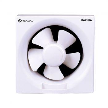 Bajaj Maxima Dxl 200mm White Dom Exhaust Fan