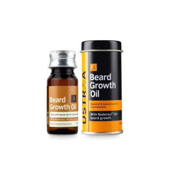 USTRAA Beard Growth Oil 35ml