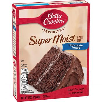 Bc Choclate Fudge Cake(Without Frosting) 432g
