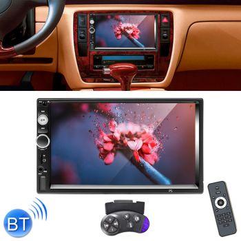 A2207 HD 2 Din 7 inch car bluetooth radio receiver MP5 player