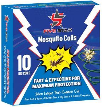 Five Star Mosquito Coil
