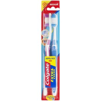Colgate Tooth Brush Extra Clean  2pack Medium