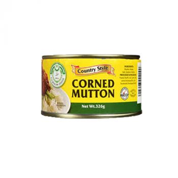 Country Style Corned Mutton 326g