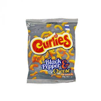 Curlies B/Pepper & Cheese 20g
