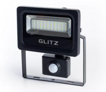Glitz Czar LED Flood Light 20w with Sensor