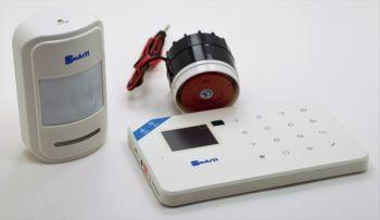 GSM/Wifi Dual Network Alarm System W18