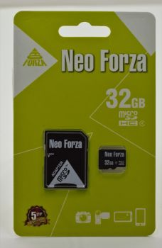 Neo Forza 32GB Micro SD Card