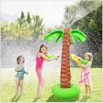 Coconut Tree Water Pistol
