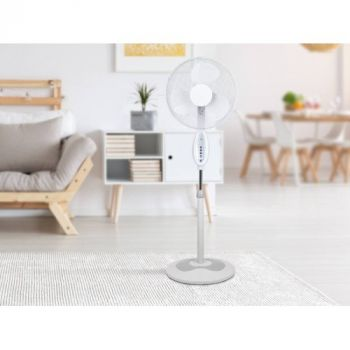 Sheffield Pedestal Fan with Remote Control - PL710