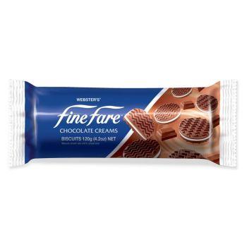 Finefare Choco Cream Biscuit 120g