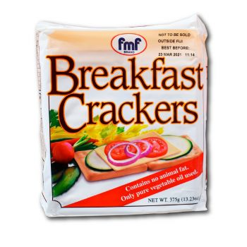 FMF Breakfast Crackers  375g